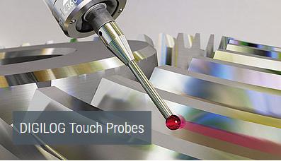 DIGILOG Touch Probes Bucket Image