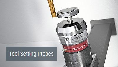Tool Setting Probes Bucket Image