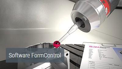Blum-Novotest FormControl Measurement Software