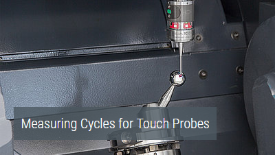Blum-Novotest Measuring Cycles for Touch Probes