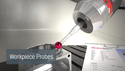 Blum-Novotest Touch Probe